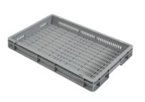 Shockproof Food Boxes   600x400x70 MM   Perforated