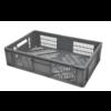 Stoßfeste Transportboxen Perforiert | 600 x 400 x 120 mm