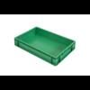 HorecaTraders Euronorm-Kisten Kunststoff Stapelbar 20 l | 600 x 400 x 120