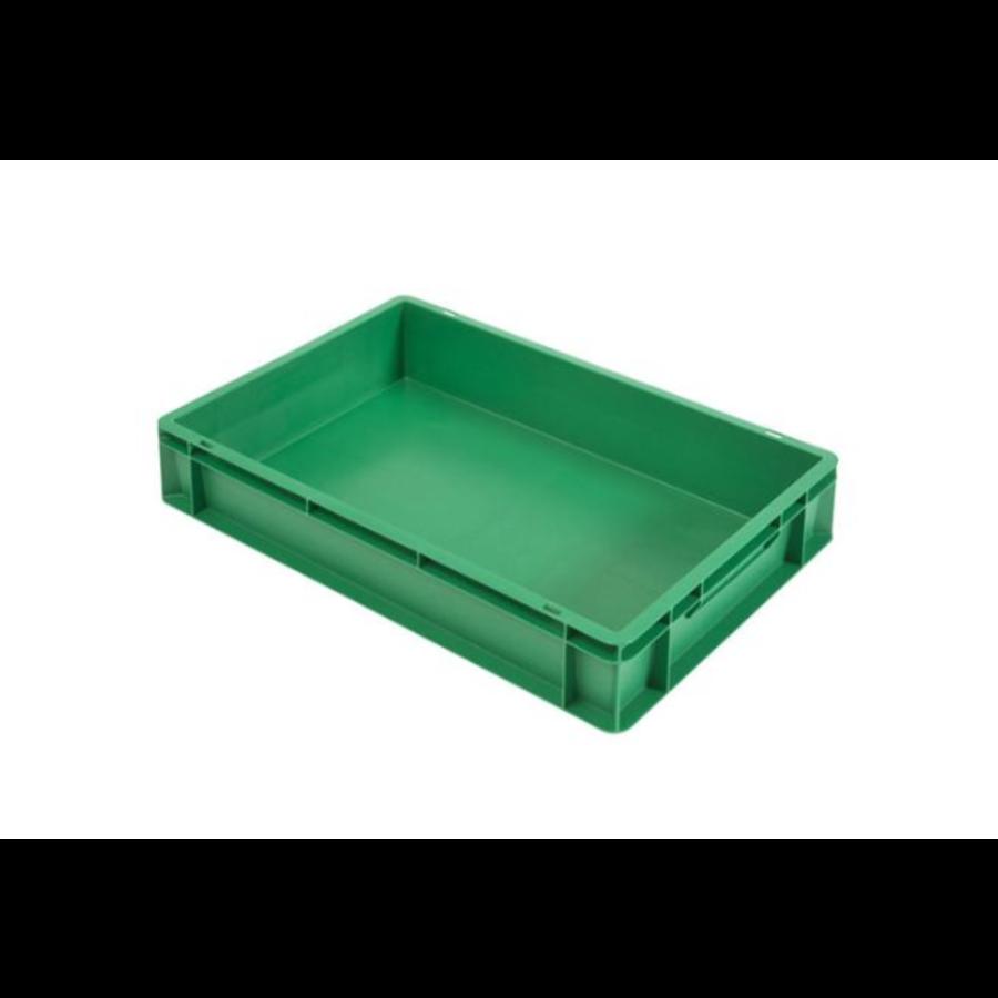 Euronorm-Kisten Kunststoff Stapelbar 20 l | 600 x 400 x 120