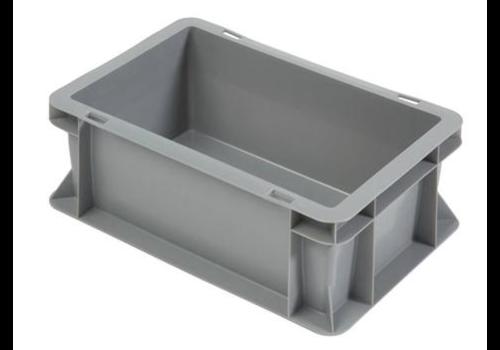 Euronorm Crates Plastic Stackable 5L