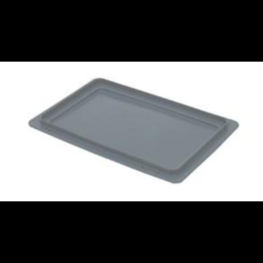 Euronorm Kiste Deckel | Kunststoff Aufsteigend | 300x200 mm