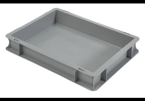 Euronorm Crates Plastic Stackable 6L