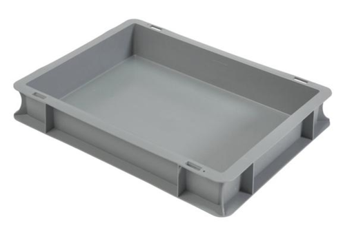 Euronorm-Kisten Kunststoff Stapelbar 6L