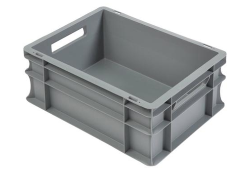Euronorm-Kisten Kunststoff Stapelbar 15L