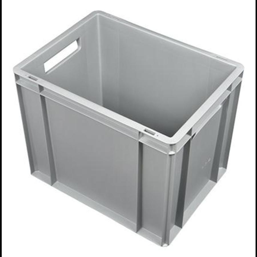 Euronorm Crates Plastic Stackable 25L