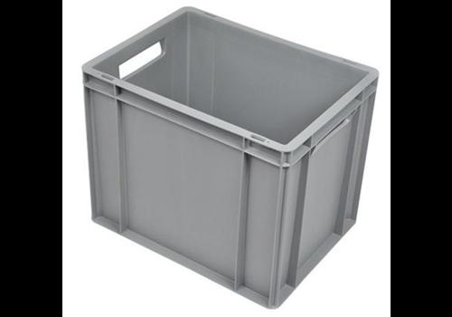 Euronorm Crates Plastic Stackable 30L