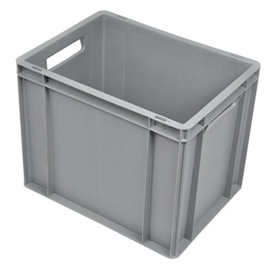 Euronorm Crates Plastic Stackable 30L