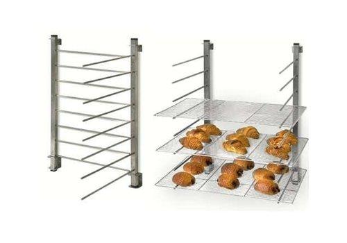 Sofinor Movable wall rack
