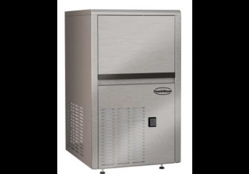 Combisteel Eismaschine   Rostfreier Stahl Luftgekühlt 3 Formate