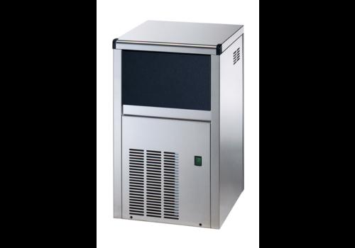 Combisteel Eiswürfelmaschine - 20kg / 24h - Lagerung 4kg