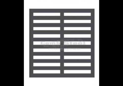 Combisteel Grid for 7455.2405 & 7455.2415
