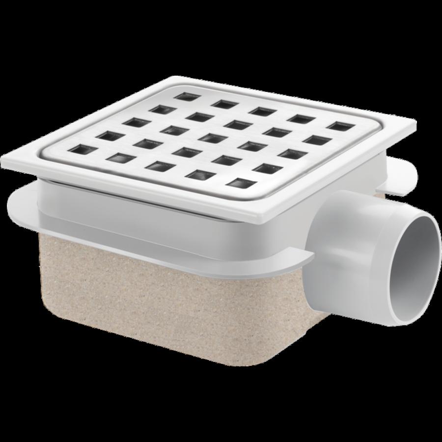 Drain Put | ABS Wellhouse | 25 Drain holes Stainless steel