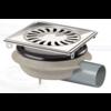 Van den Berg  Drain well Stainless steel ABS | 150 x 150 mm