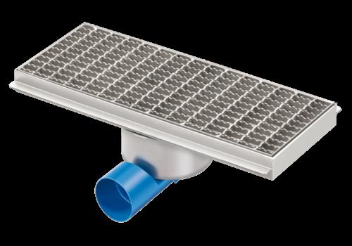 Van den Berg  Horeca stainless steel drainage gutter   500 mm