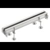 Van den Berg  Coupling bars Slot channel | Stainless steel 85 l / min