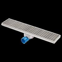 Horeca stainless steel drain   900 mm