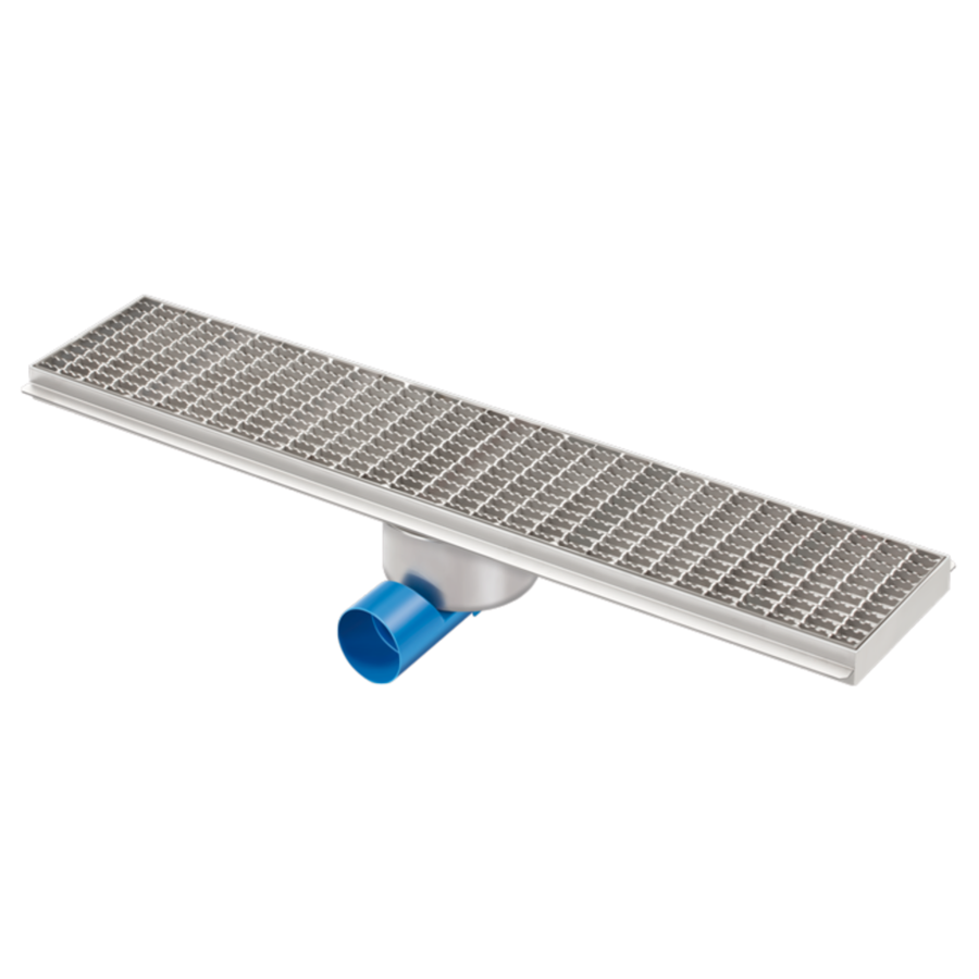 Horeca RVS afvoergoot | 900 mm