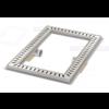 Van den Berg  Floor drain | Square Stainless steel 600 x 400
