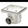 Van den Berg  Full stainless steel drain 100 l / min