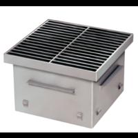 Industriële Afvoerput | RVS | 400X400MM