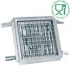 Diamond  | Sterfput | RVS | 30x30x13 cm