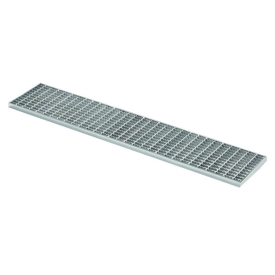 | Maas grid | Stainless steel | 99.8 x 16.1 x 2.3 cm
