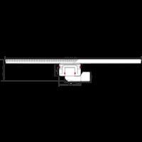 Afvoergoot | RVS | 2000 x 200 mm