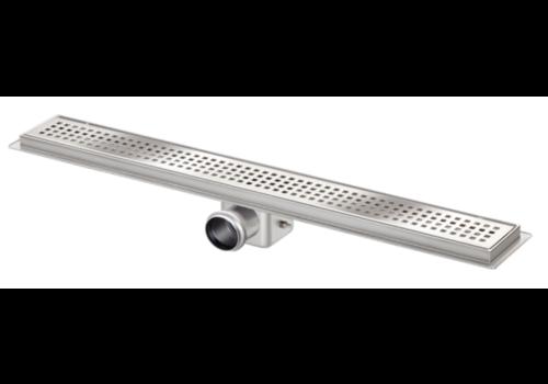 Van den Berg  Drainage gutter | Stainless steel 30l / min | 500 x 100 mm