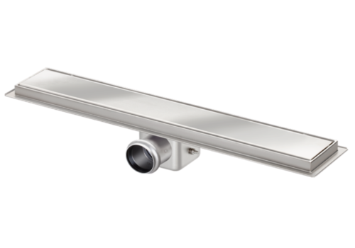 Van den Berg  Drainage gutter   Stainless steel 30l / min   800 x 100 mm