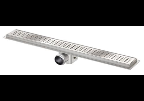 Van den Berg  Drainage gutter   Stainless steel 30l / min   900 x 100 mm