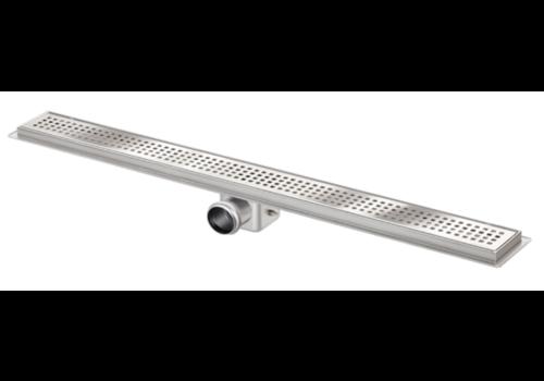 Van den Berg  Drainage gutter | Stainless steel 30l / min | 1100 x 100 mm