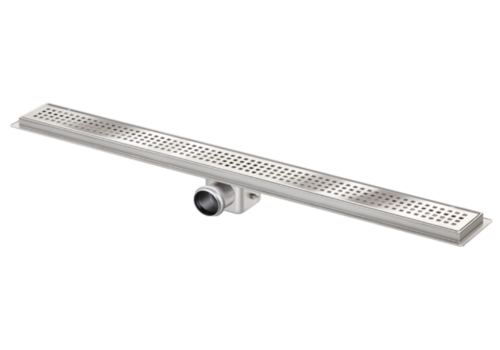 Van den Berg  Drainage gutter | Stainless steel 30l / min | 1200 x 100 mm