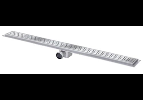 Van den Berg  Drainage gutter | Stainless steel 30l / min | 1300 x 100 mm