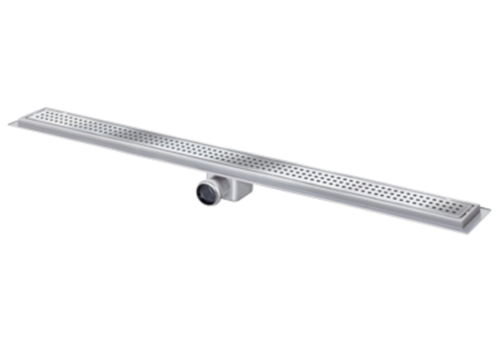 Van den Berg  Drainage gutter | Stainless steel 30l / min | 1400 x 100 mm