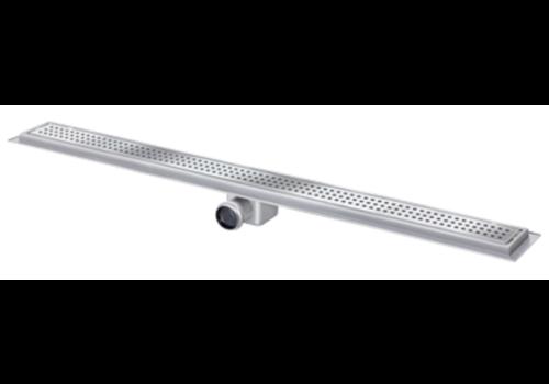Van den Berg  Drainage gutter   Stainless steel 30l / min   1600 x 100 mm