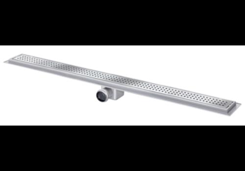Van den Berg  Drainage gutter   Stainless steel 30l / min   1700 x 100 mm