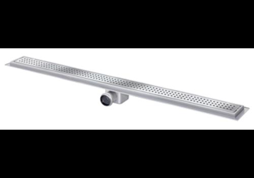 Van den Berg  Drainage gutter | Stainless steel 30l / min | 1800 x 100 mm