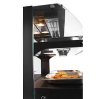 Quartz warming display | 625x467x (H) 650mm | 4x GN 1/2