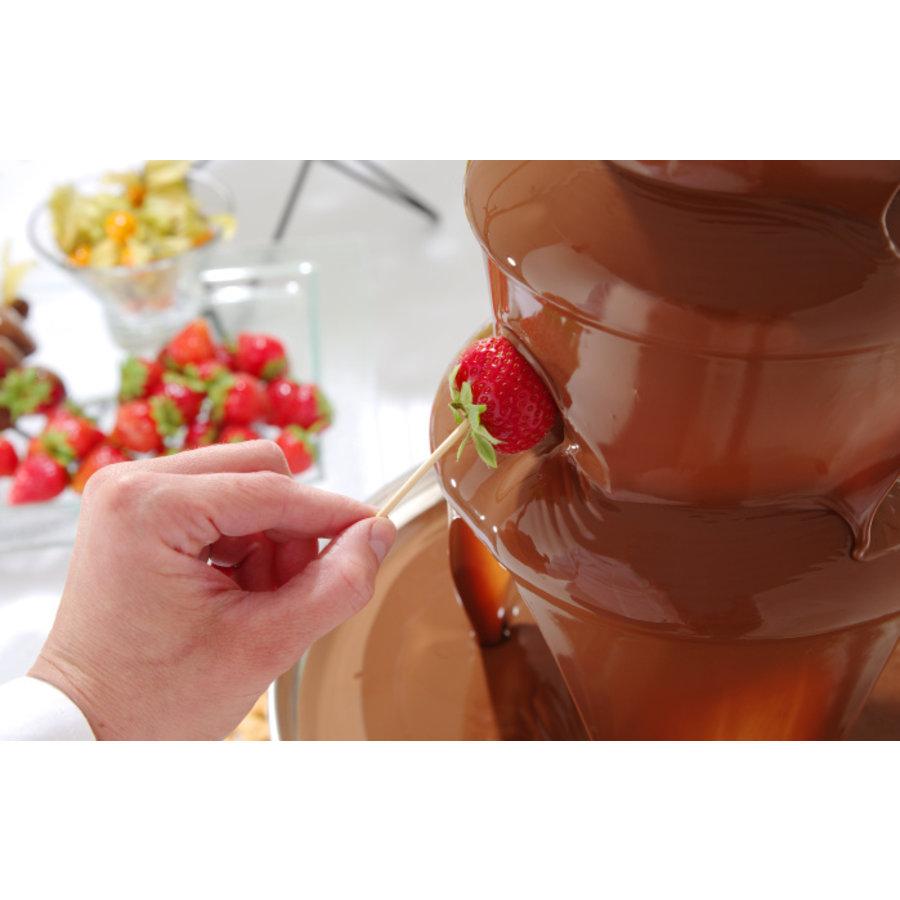 Chocolade fontein | 3 lagen