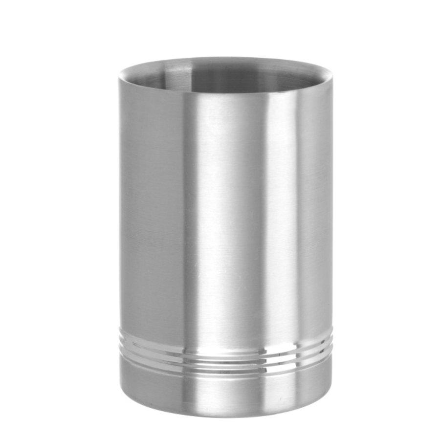 WijnkoelerWijnkoeler | Dubbelwandig Roestvaststaal |Binnenmaat: 105mm |  ø120x(h)183