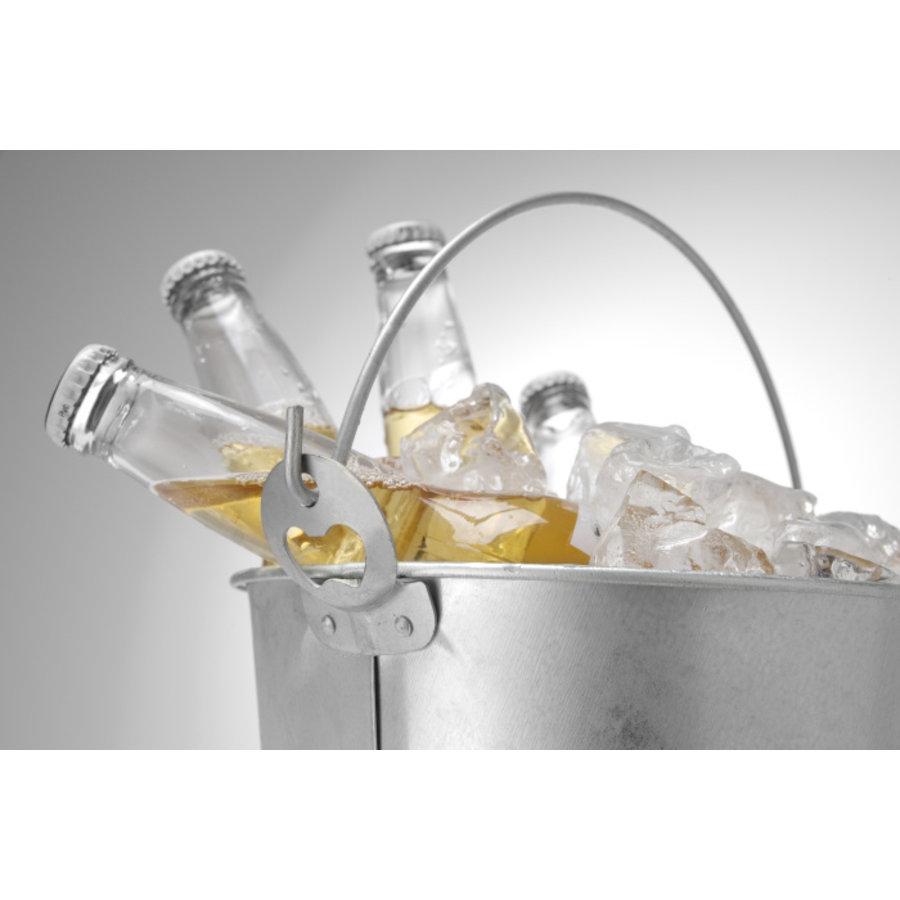 Beer Bucket   With Bottle Opener ø230x (h) 180