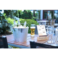 Bier Emmer | Met Flesopener | ø230x(h)180