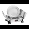 Bartscher RVS Bordenwarmer | 12 Borden | 320X250X105 MM