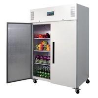 2-door cooling white   1200 liters