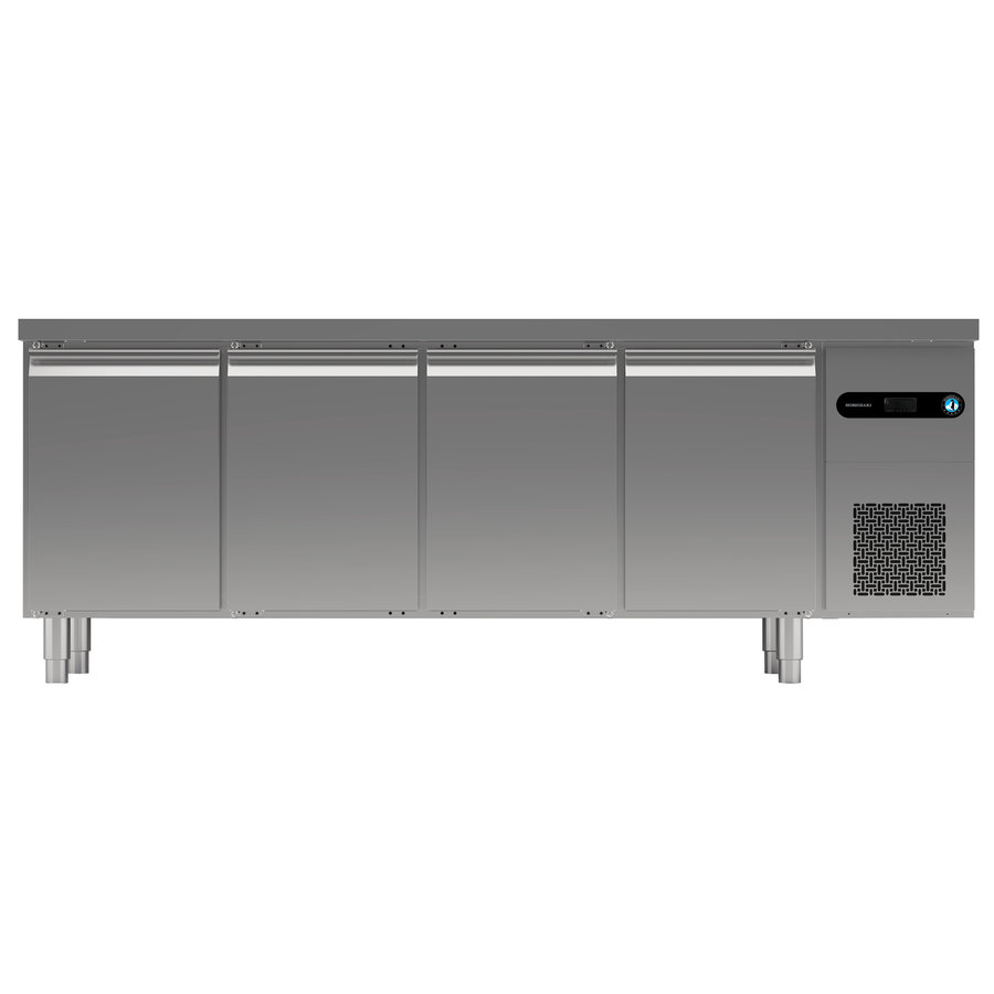 Snowflake Cool Workbench 4 Türen | 343 liter | 2242 x 700 x 830 - 900 mm