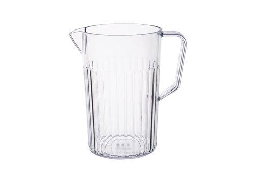 HorecaTraders Polycarbonaat schenkkan 1,4 liter