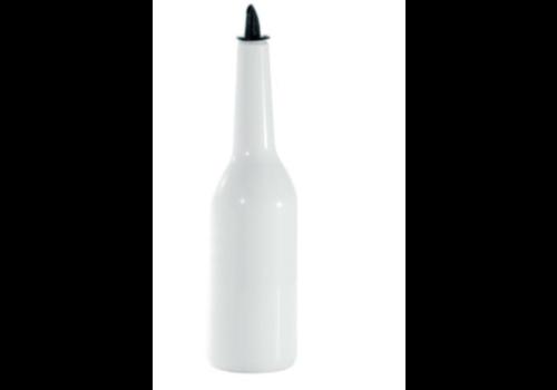 Bar professional Witte Doseerfles   0,7 Liter