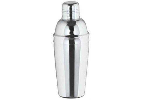 Bar professional Cocktail Shaker | 0,7 Liter | 3 Delig