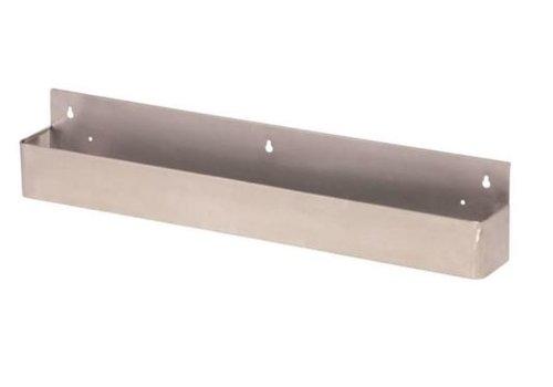 Bar professional Flessen Rek | 10 Flessen | 107x16x10cm